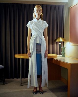 Akiko Aoki, cacha-coeur shirts dress