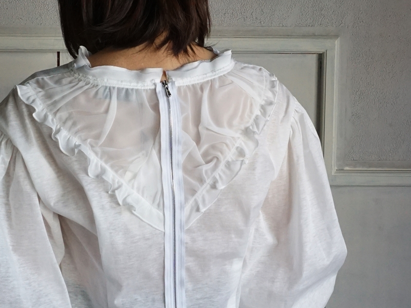 leur logette,cotton top,天竺コットン