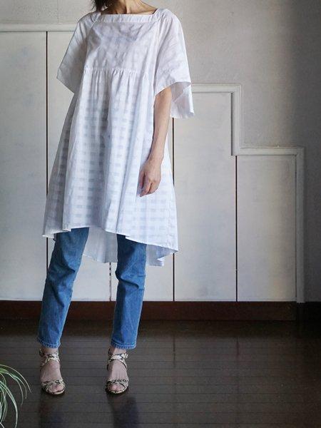 thierry colson white dress