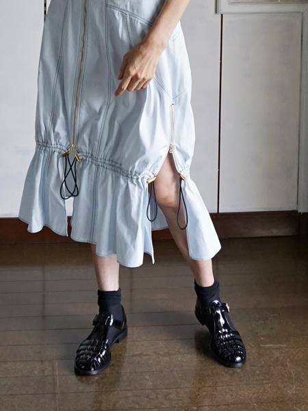 akikoaoki、スカート