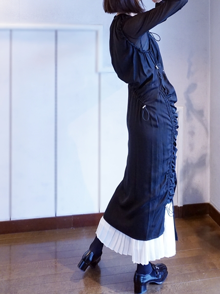 AKIKOAOKI parachute dress