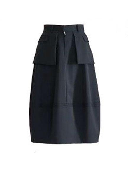 akikoaoki-cocoon-skirt