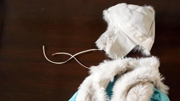karl donoghue フライト帽