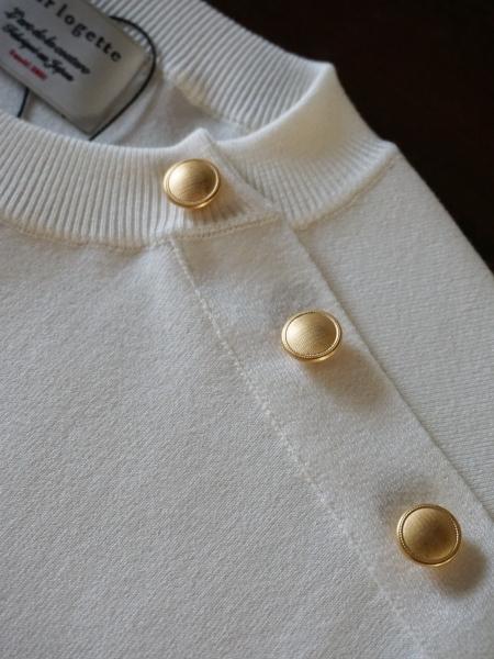 leur logette pima cotton nit top