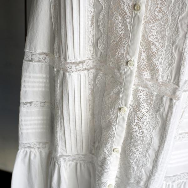 leur logette organic cotton dress