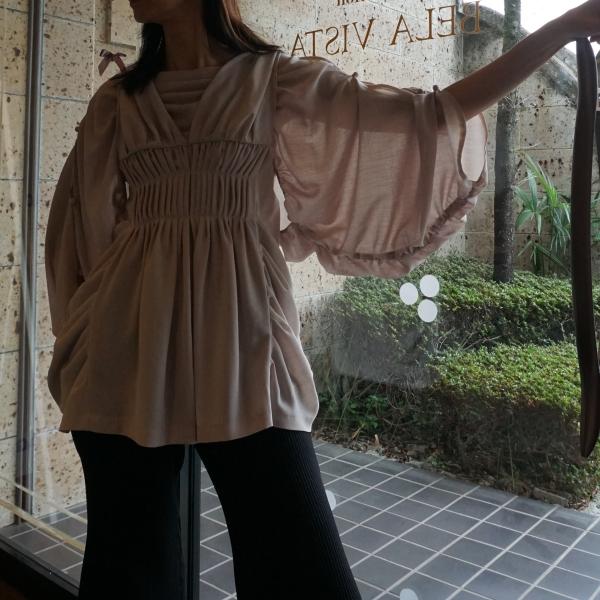 akikoaoki daphne blouse