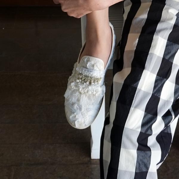 leur lgoette lace-shoes