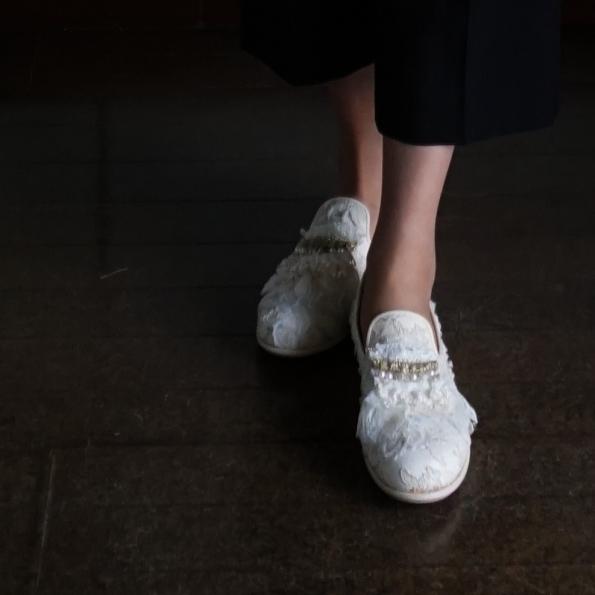 leur logette lace shoes