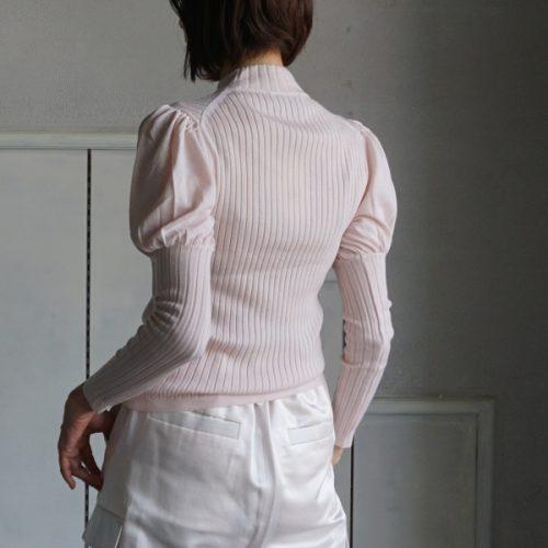 leur logette cashmere knit