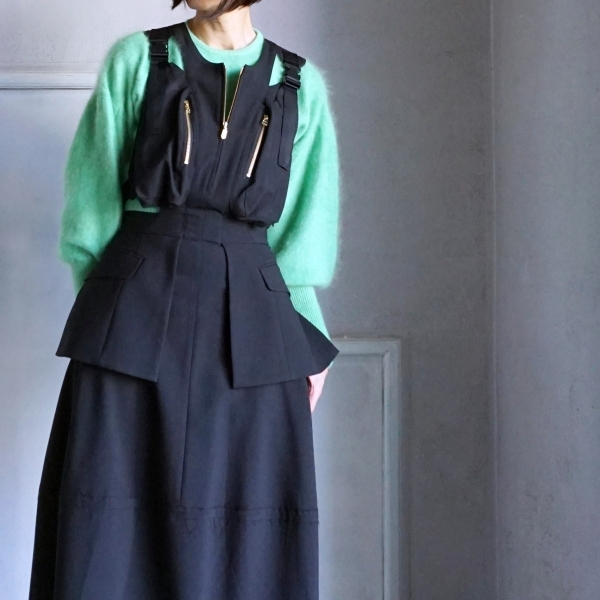 AKIKO AOKI mission dress